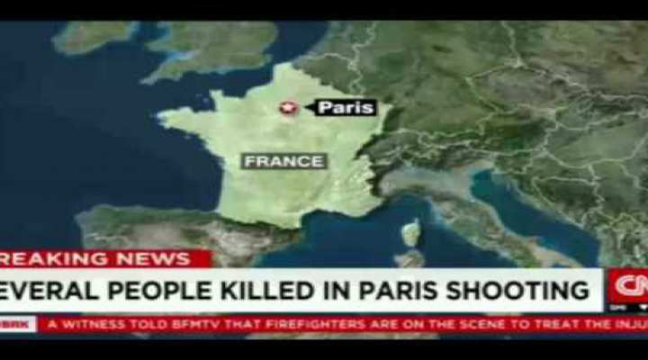 The Paris Attacks – November2015